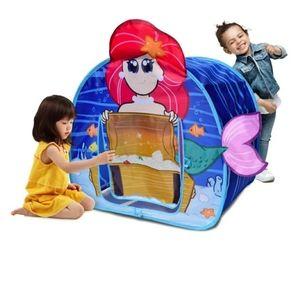 New My Little Mermaid Adventure Tent